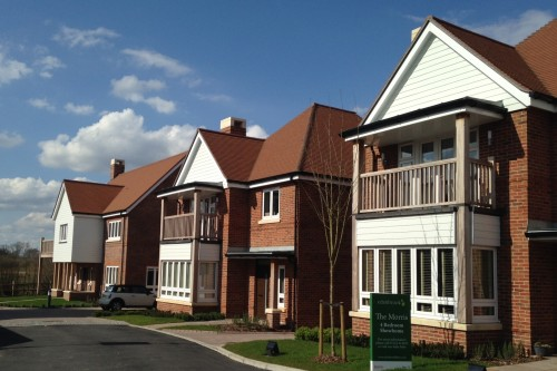 Edenbrook Village (Berkley Homes) Fleet, United Kingdom
