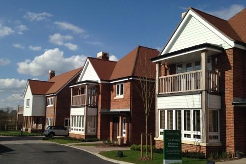 Edenbrook Village (Berkley Homes) Fleet, United Kingdom